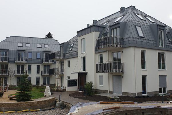 Wohnhaus Traminerstrasse München